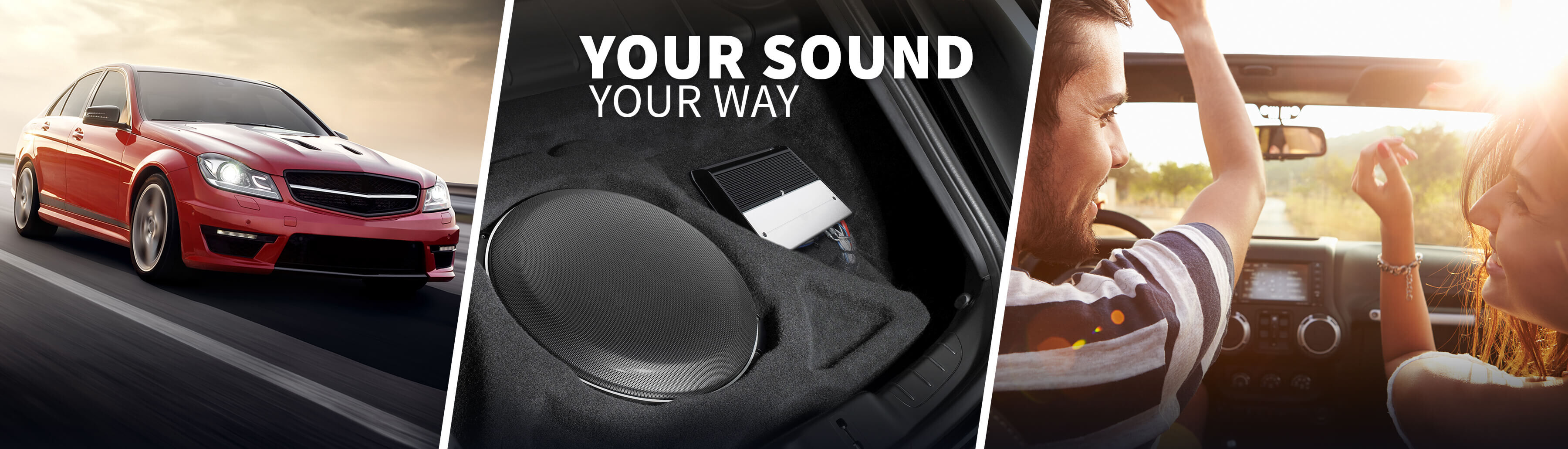 Car Audio | Speakers, Amplifiers, & Subwoofers